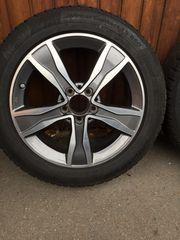 Neuwertige Original Mercedes Winterräder für
