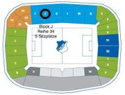 Tickets TSG Hertha BSC 14