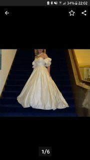 Brautkleid der Luxusklasse MATRIMONIA Gr