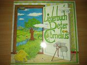Vinyl Liederbuch Peter Cornelius Doppel-LP