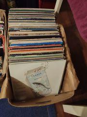 Bunter Mix an Schallplatten - 258