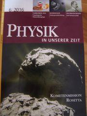 Physik in unserer Zeit