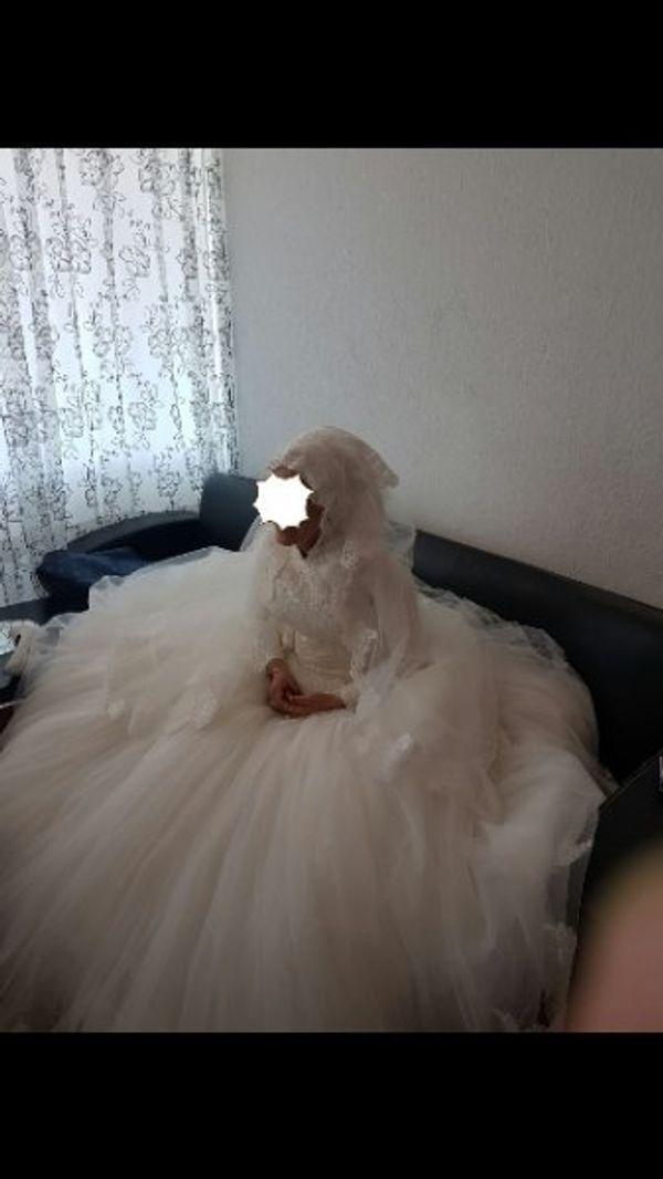 hochzeitskleid kleid prinzessinkleid Gelinlik