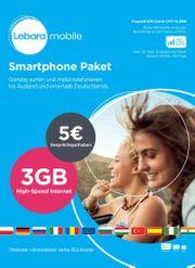 Lebara Smartphone Paket
