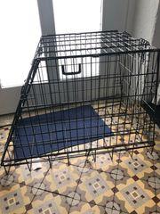 Hundekäfig Box Klappbar Gitter Auto