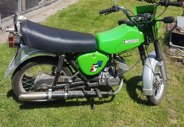 Simson S 53