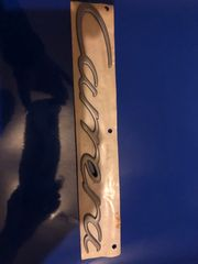Carrera Emblem für 911