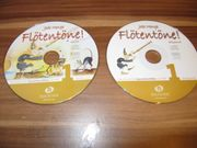CD 2 Stück CD Flötentöne -