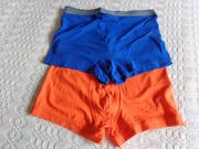 Retro-Shorts Unterhosen Shorts Gr L