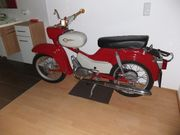 Oldtimer Moped