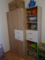 Kinderzimmerschrank Regal
