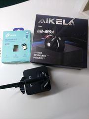 Headset mit Bluetooth Adapter