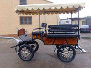 Neue Wagonette mit Dach