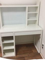 IKEA Schreibtisch Micke weiß