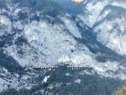 Ein Ausflug in Berge biete