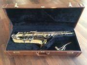 Tenor Saxophon SML Gold Medal