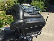 Harley Davidson Premium Tour-Pak Lederkoffer