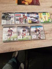 Verkaufe verschiedene PS3 Spiele