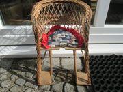 Oldtimer - Fahrrad - Kindersitz