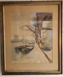 Bild 4 - Gemälde von Heinz Friedrich - von - Beilstein