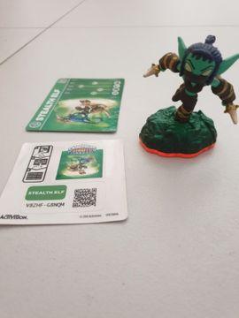 Nintendo Sonstiges - SKYLANDERS GIANTS - Stealth Elf