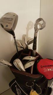 umfangreiche Golfausrüstung - Damen