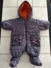 Baby Winter Schnee Overall Unisex