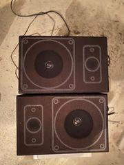 Vintage Lautsprecher