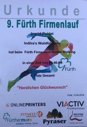 Race-Walk Privat Unterricht Nürnberg-Neunhof