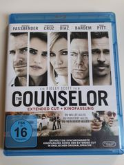 The Counselor Blu Ray