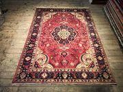 handgeknüpfter Perserteppich Tabriz - 297 x