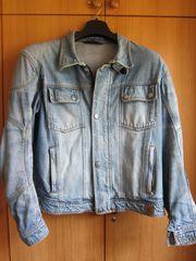 Motorradanzug Vanucci Textilanzug Jeansanzug 3-teilig