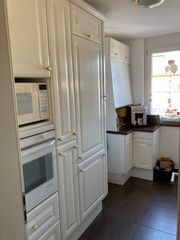 Hochwertige Küche von der Fa