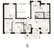 Sonnige 4-Zimmer-Wohnung in der Fürther