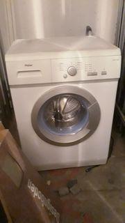 Waschmaschine nur 2 Wo benutzt