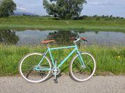 Vintage Rennrad Damen Herren