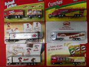 Modellauto LKW Reklame Werbung - Werbetrucks - Lorenz -