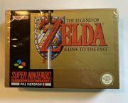Zelda Ovp Sealed Red Stripe