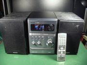 Panasonic SA-PMX4 micro Streroanlage 2x80W