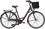 City Bike Raleigh UNICO Life