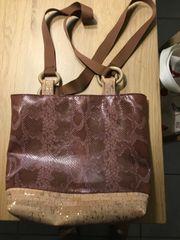 Handtasche Shopper
