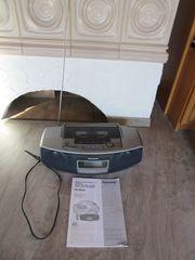 Panasonic RX-ED55 Tragbares Stereo-System Radio