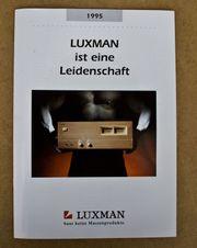 Luxman Katalog 1995