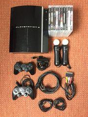 PlayStation 3 mit zubehör