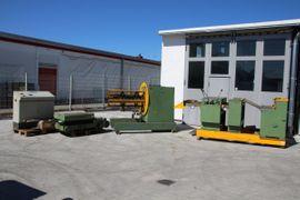 Produktionsmaschinen - Forstner Längs und Querteilanlage Haspel