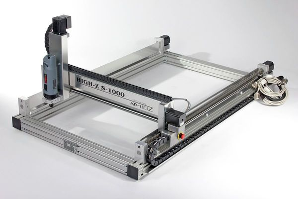 CNC Fräsmaschine - Typ High-Z S-1000 -