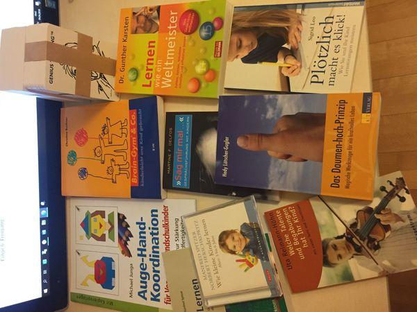 Bücher CD Lernkarten - Pädagogik Lernen