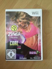 kaum genutztes Zumba Wii Spiel