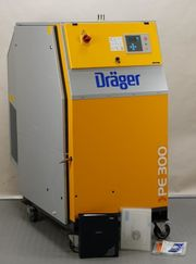 Bauer Poseidon Dräger PE300 Atemluftkompressor