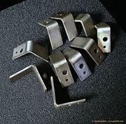 10 Edelstahlwinkel - Werkzeugmacher